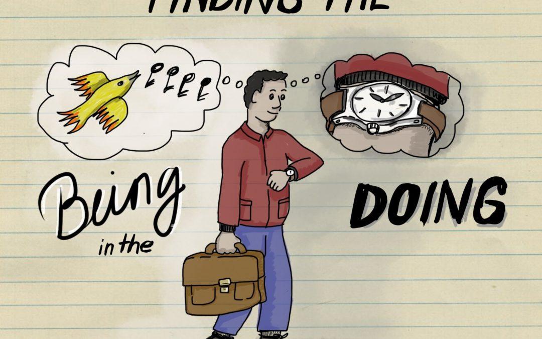 Creatividad y Atención Plena a través del modo Ser y Hacer